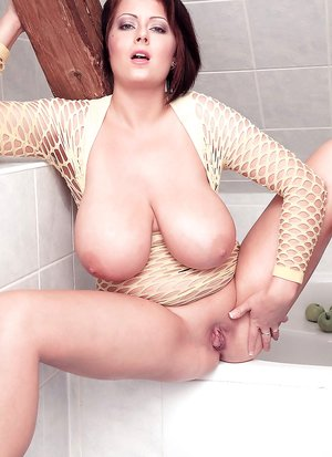 Big Tits Spreading Pictures