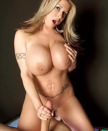 Big Tits Handjob Pictures
