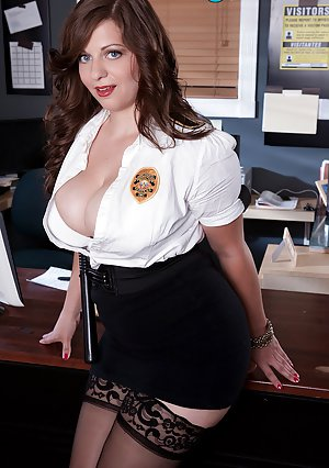 Big Tits in Skirt Pictures