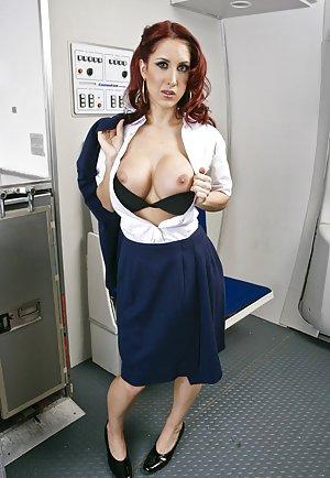 Big Tits Uniform Pictures