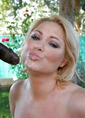 Big Tits Interracial Pictures